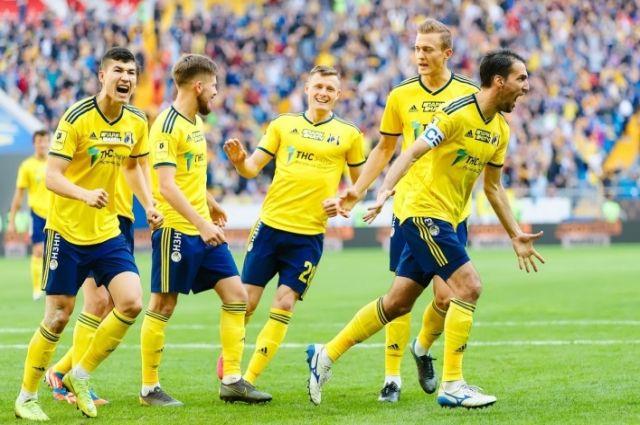 Bukmekery Nazvali Favorita V Matche Fk Rostov Ufa Sport Futbol Sport Aif Rostov Na Donu