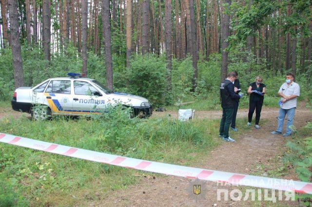 В Житомирской области двое юношей убили женщину и мужчину