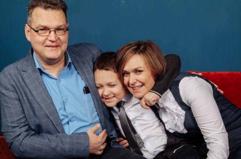 Литовская семья Янушкевич.