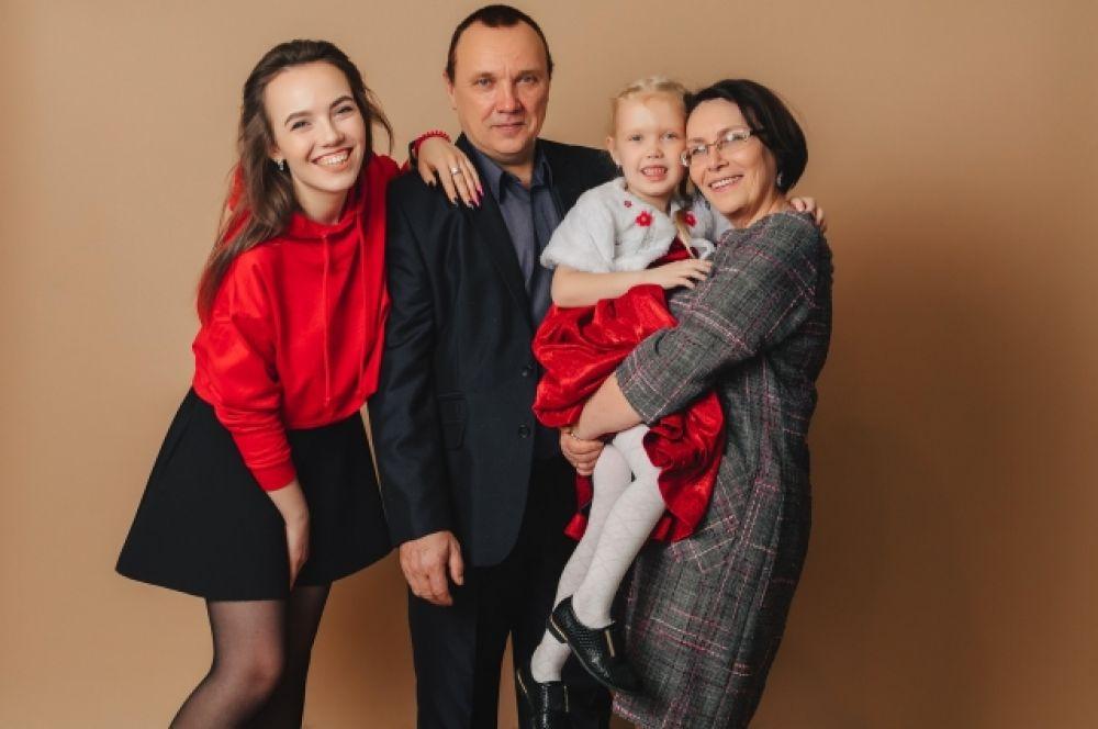 Семья Ранкис имеет литовские корни.