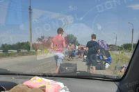 В ОРДО рассказали, как «отсеивали» людей на КПП