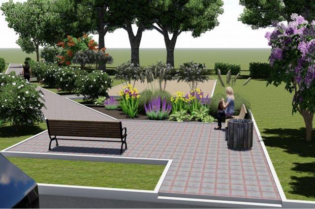В основном люди хотят видеть в своих дворах живые изгороди и многолетние кустарники.