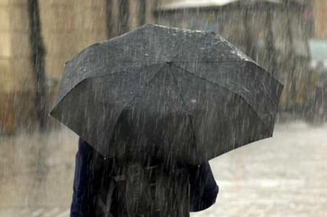 До конца недели в Красноярске сохранится пасмурная и дождливая погода.