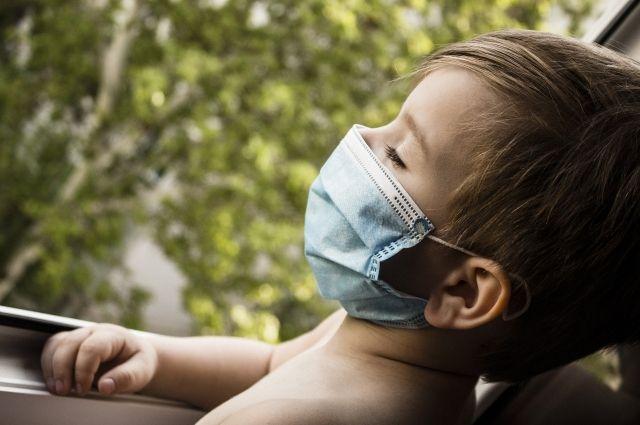В Тюменской области коронавирусом заболели еще пятеро детей