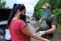 В ОРДО рассказали о «выявленном на КПВВ» случае коронавируса. Иллюстративное фото.