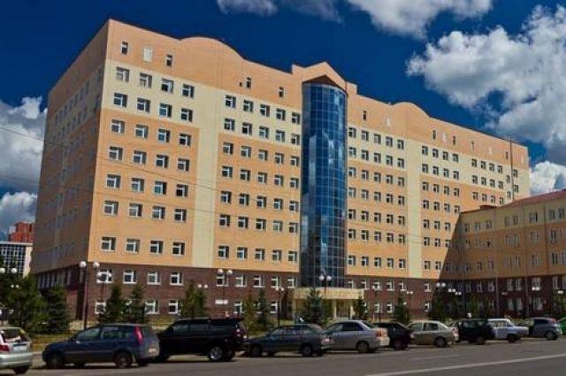 Роддом РКБ имени Куватова в Уфе закрыли на карантин