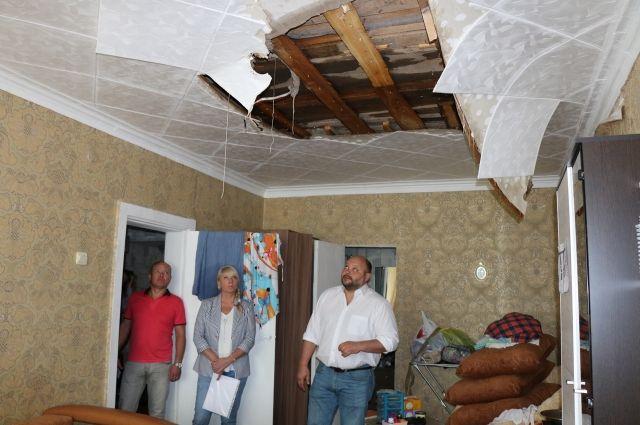 Управляющая компания будет ремонтировать помещения за свой счет.
