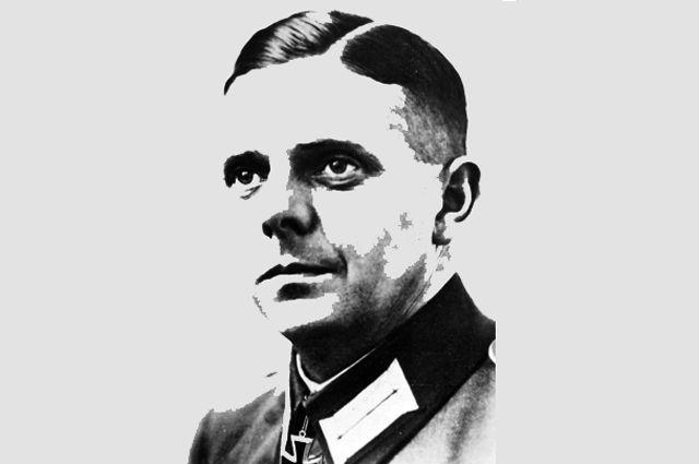 Рудольф Петерсхаген.