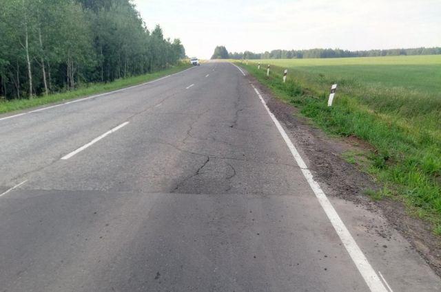 Пьяный водитель без прав устроил смертельное ДТП на трассе в Удмуртии