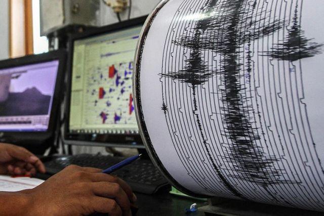 Два землетрясения произошли в Дагестане