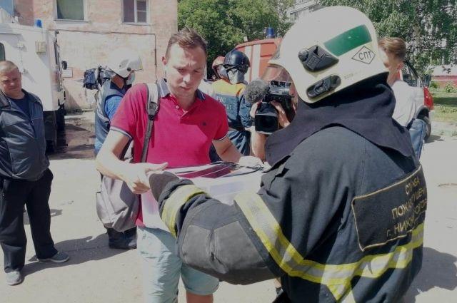 122 жильца дома, где взорвался газ, расселены в гостиницы Нижнего