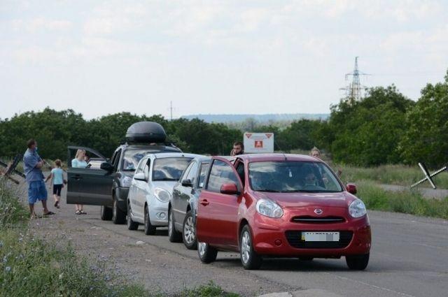В ОРДО напомнили, кто имеет право на выезд через КПВВ из Украины