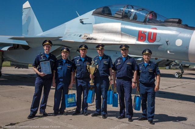 В Рязани прошел этап конкурса «Авиадартс-2020»