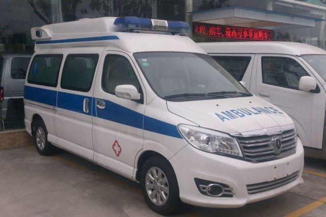 СМИ: в Китае при взрыве на заводе пострадали 17 человек