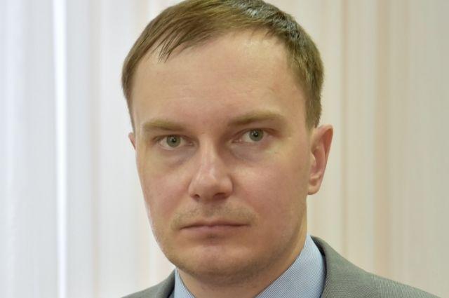 Из администрации Оренбурга уволился начальник информуправления.