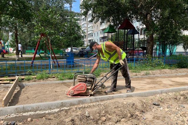 Жители Советского района вложили 7% собственных финансовых средств от стоимости проекта.