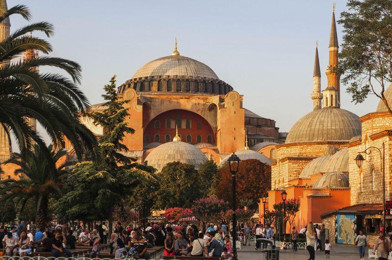 В 1985 году Софийский собор в числе других памятников исторического центра Стамбула был включен в состав Всемирного наследия ЮНЕСКО.