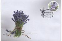 В Украине выпустят круглые почтовые марки с запахом