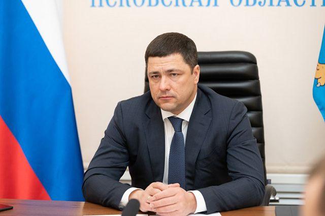 Ведерников рассказал о ходе реализации нацпроектов в Псковской области