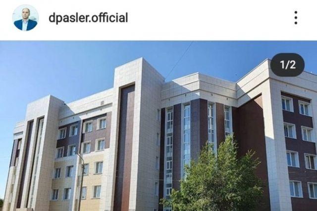 В Оренбурге один из корпусов областной больницы запустят в работу к сентябрю.