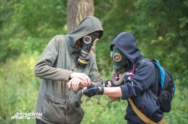Жители Переволоцкого вновь жаловались на запах гари.