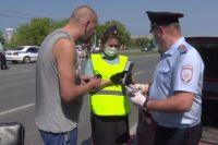 В Тюмени автоинспекторы задержали трех пьяных таксистов