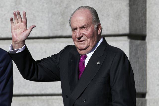 Король Хуан Карлос.