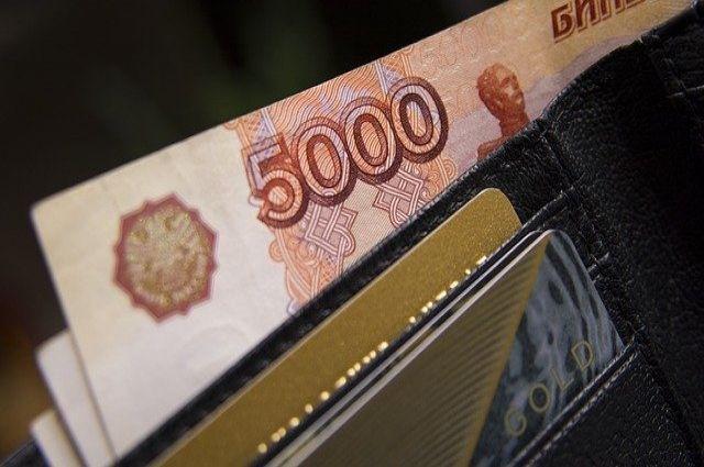 Удмуртия заняла первое место по уровню падения зарплат в пандемию