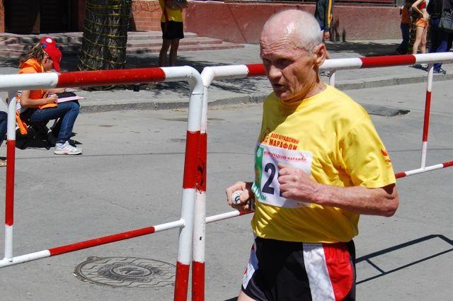 Такие участники – гордость «Волгоградского марафона».