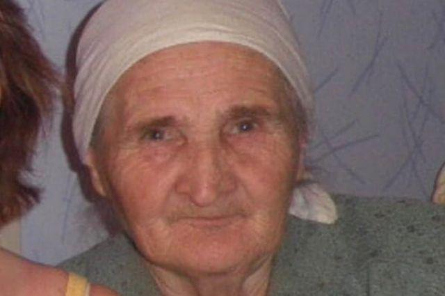 В Оренбуржье неделю не могут найти пропавшую пенсионерку.