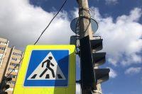 В Оренбурге из-за ремонта дороги пешеходы оказались в опасности.