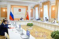 Реализацию проекта раздельного сбора отходов обсудили на совещании областного правительства.