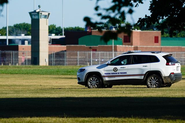 Федеральная тюрьма Терр-Хоут, в которой казнили Дэниэла Льюиса Ли.