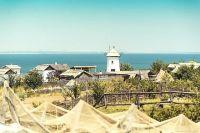 На Кубани есть казачья станица, воссозданная в натуральную величину, почти круглый год там проходят казачьи фестивали.