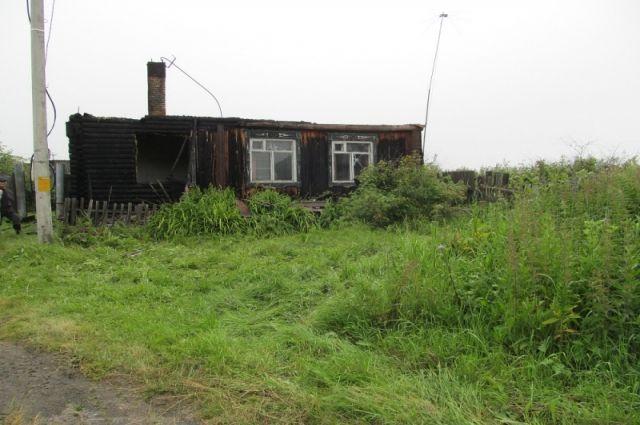 В Тюменском районе задержали женщину, обвиняемую в поджоге дома сестры