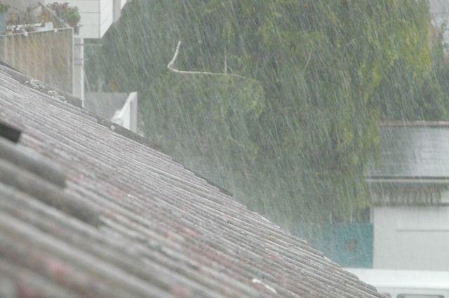 Ливень затопил дома на трёх улицах Иркутска.