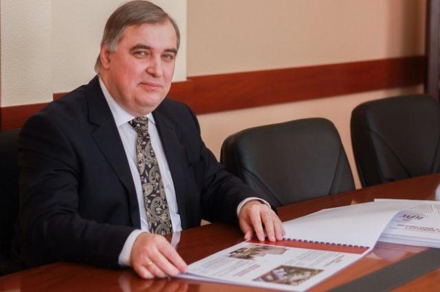 Игорь Макарихин будет советником ректора.
