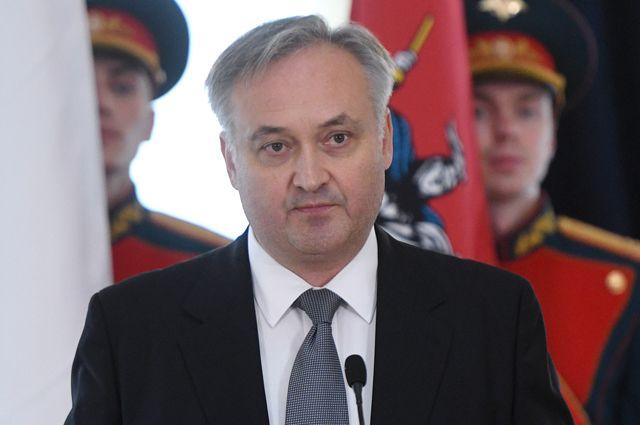 Андрей Титов, депутат МГД.