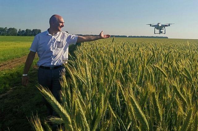 Сельское хозяйство — отрасль, которая всегда востребована и где наука играет не последнюю роль.