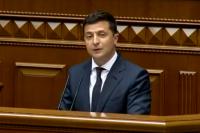 Зеленский призвал нардепов перестать быть политиками