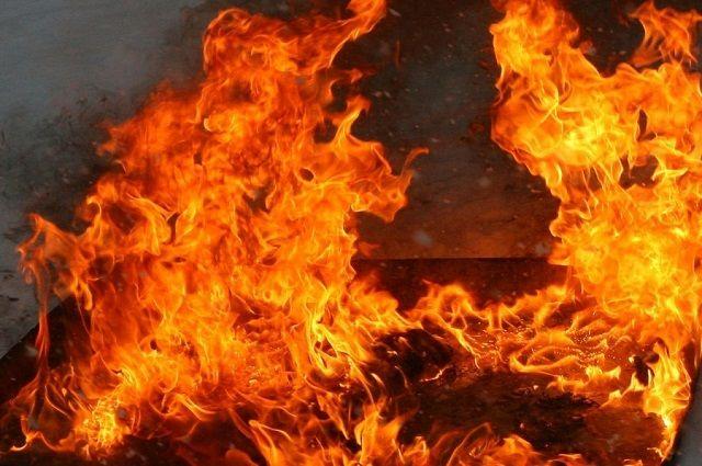 В Сочи спасатели потушили пожар в течение получаса