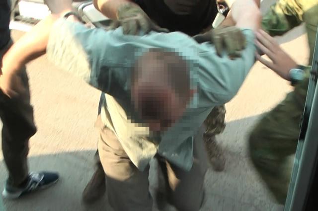 В Оренбуржье за взятку задержан полицейский, боровшийся с коррупцией.