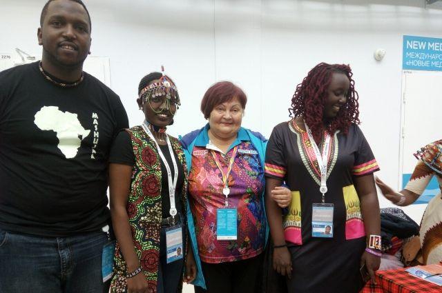 С этой встречи и началась школа в Камеруне.