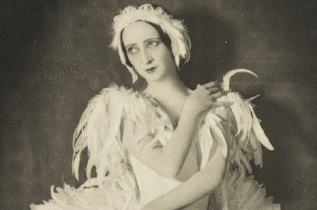 Ольга Спесивцева — Одетта, «Лебединое озеро», 1934 г.