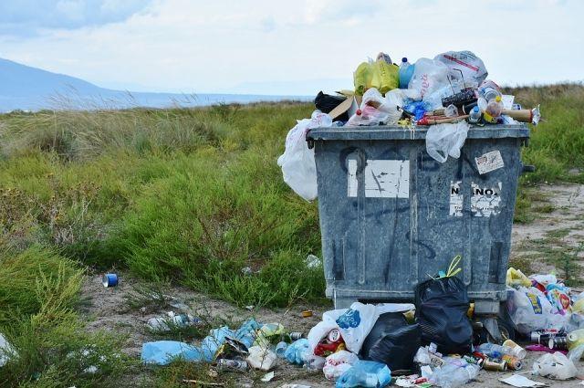 Регоператор не справляется с большим количеством мусора из-за жителей, которые не улетели в отпуск?