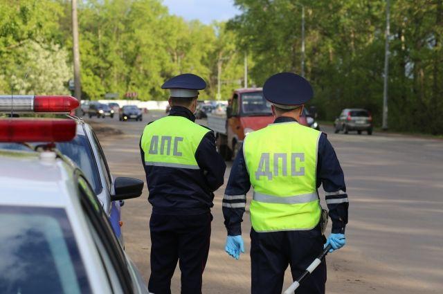 В Тюменской области проходит мероприятие «Безопасные дороги»