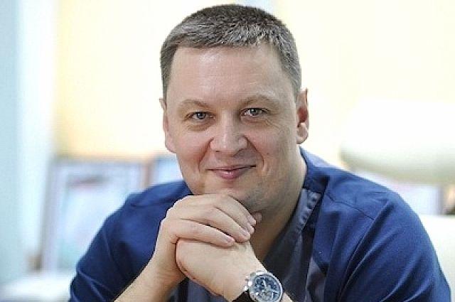 Роман Виноградов является главным сосудистым хирургом Министерства здравоохранения Краснодарского края.