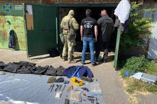 В Днепропетровской области задержала группировку, похищавшую людей