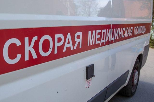 Три человека пострадали в ДТП в Тюмени на улице Иртышская