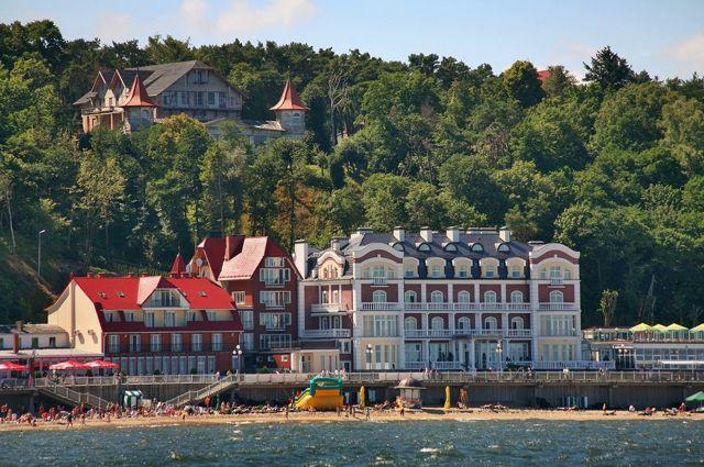 В этом году в Калининградской области ждут 900 тысяч туристов